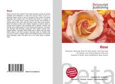 Portada del libro de Rose