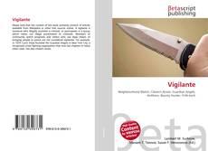 Bookcover of Vigilante