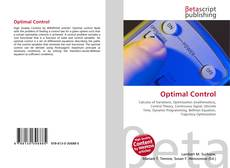 Bookcover of Optimal Control