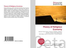 Copertina di Theory of Religious Economy