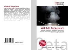 Bookcover of Wet-Bulb Temperature