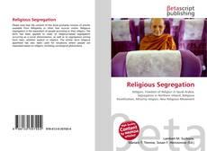 Portada del libro de Religious Segregation