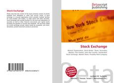 Bookcover of Stock Exchange
