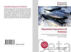 Population Dynamics of Fisheries的封面