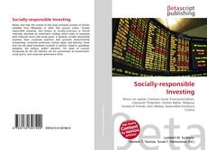 Bookcover of Socially-responsible Investing