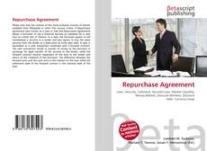 Bookcover of Repurchase Agreement