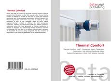Copertina di Thermal Comfort