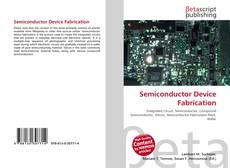 Portada del libro de Semiconductor Device Fabrication