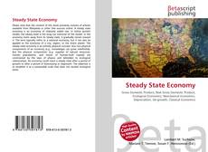Copertina di Steady State Economy