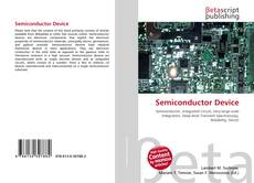 Bookcover of Semiconductor Device