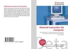 Borítókép a  Reduced Instruction Set Computer - hoz