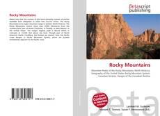 Обложка Rocky Mountains
