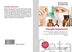 Thought Experiment kitap kapağı