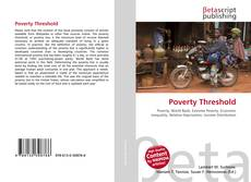 Bookcover of Poverty Threshold