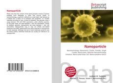 Nanoparticle kitap kapağı