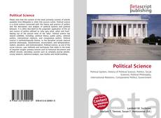Couverture de Political Science