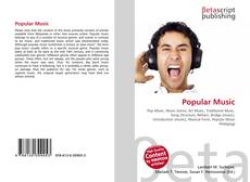 Bookcover of Popular Music