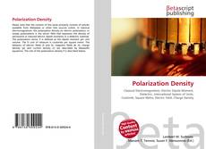 Capa do livro de Polarization Density