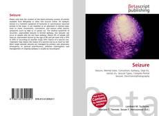 Bookcover of Seizure