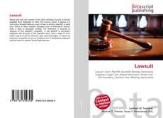 Couverture de Lawsuit