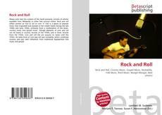 Capa do livro de Rock and Roll
