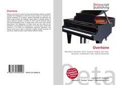 Bookcover of Overtone