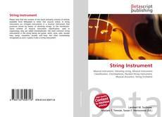 Обложка String Instrument