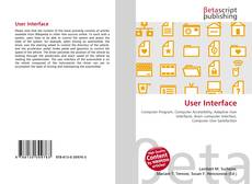 Bookcover of User Interface