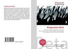 Buchcover von Progressive Rock