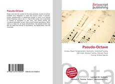 Bookcover of Pseudo-Octave