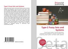 Couverture de Type-2 Fuzzy Sets and Systems