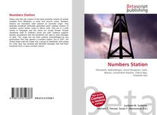 Numbers Station kitap kapağı