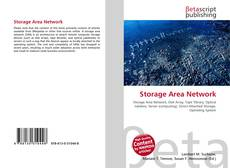 Bookcover of Storage Area Network