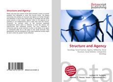 Borítókép a  Structure and Agency - hoz