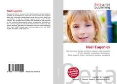 Portada del libro de Nazi Eugenics