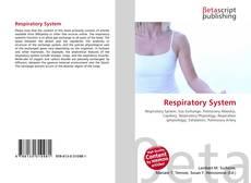 Обложка Respiratory System