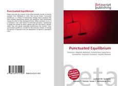 Bookcover of Punctuated Equilibrium