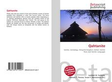 Bookcover of Qahtanite