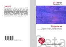 Portada del libro de Pragmatics