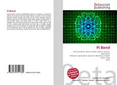 Bookcover of Pi Bond