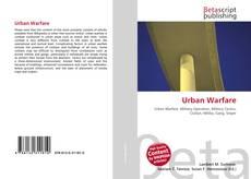 Bookcover of Urban Warfare