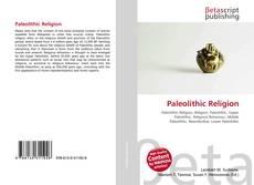 Couverture de Paleolithic Religion