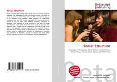 Bookcover of Social Structure