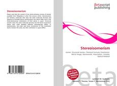 Bookcover of Stereoisomerism