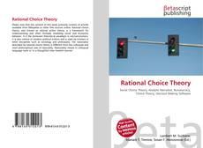 Portada del libro de Rational Choice Theory