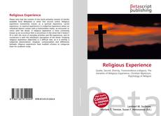 Bookcover of Religious Experience