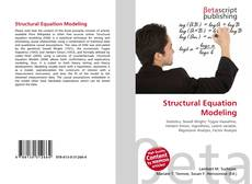 Portada del libro de Structural Equation Modeling