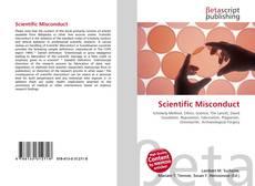 Scientific Misconduct的封面