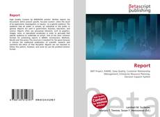 Buchcover von Report