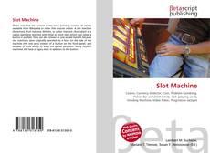 Bookcover of Slot Machine